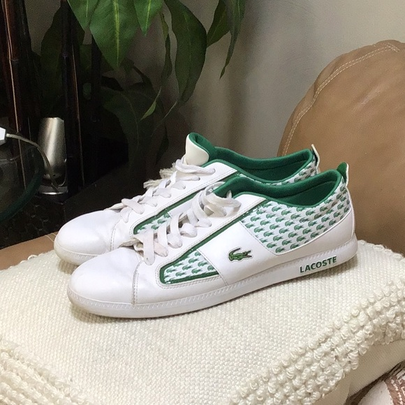 d6aa41c2cfce Lacoste Other - Men s Lacoste shoes sneakers alligators size 12